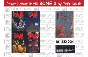 Paket Hemat Komik BONE 2 by Jeff Smith