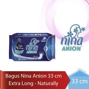 Bagus Nina Anion 33 cm Extra Long - Naturally Scented
