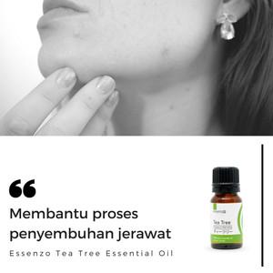 Tea Tree Essential Oil - 10mL Membantu Proses Penyembuhan JERAWAT