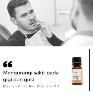 Clove Bud Essential Oil 10mL Meringankan sakit gigi dan gusi