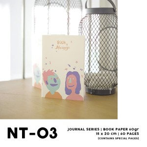 [NT-03] Book Of Blessings