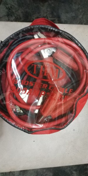 Kabel Jumper Aki Mobil 500 A - Car Emergency Battery Accu Cable Jumper