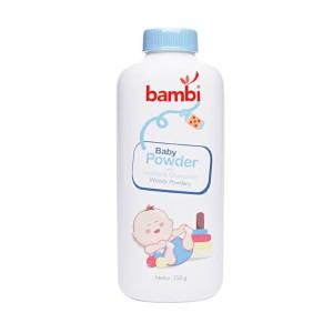 Bambi Baby Powder 250gr Blue