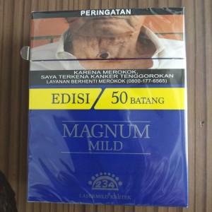 Rokok Magnum Mild 50