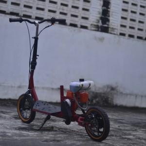 Jual Sepeda Otopet Bermesin Potong Rumput Kab Bantul Fanderle Tokopedia