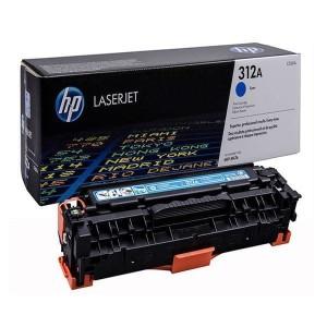 HP LaserJet 312A Cyan Cf381A Original