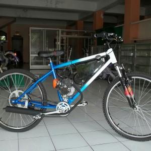 Jual Sepeda Mesin Potong Rumput Model Gunung Kab Bantul Fanderle Tokopedia