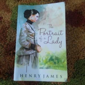 Buku Novel Bekas THE PORTRAIT OF A LADY - Henry James