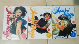 Asahi Nagu 3vol By. Aoi Kozaki - Ongoing