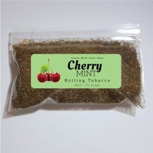 Tembakau Javan RYO Cherry Mint (Bulk 40 g) - Linting Tingwe Shag Aroma