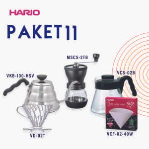 HARIO V60 PROMO VKB-100HSV, VCS-02B, VD-02T, VCF-02-40W, MSCS-2TB