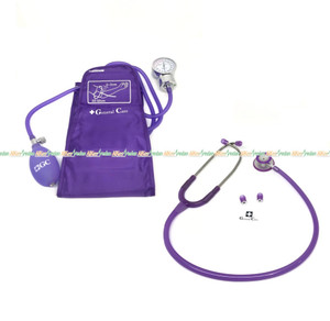 TENSIMETER ANEROID + STETOSKOP GENERAL CARE SET TENSI TRANSPARANT