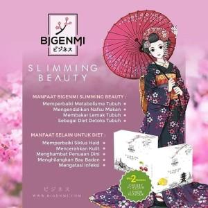 Bigenmi Slimming Beauty| Pelangsing Ampuh| Pelangsing Manjur Bigenmi