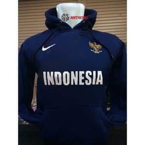 Jaket bola Timnas Indonesia