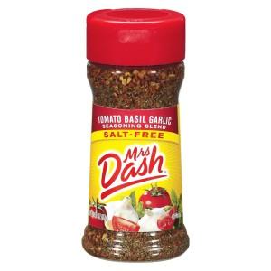 Mrs. Dash Tomato Basil Garlic Salt Free Seasoning Bumbu Bebas Garam