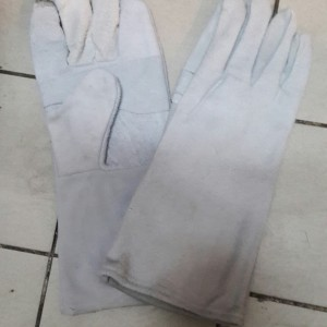 """Sarung tangan las/welding glove ORCA 14"""" murah dan bagus"""