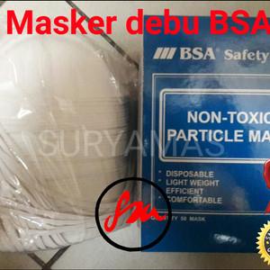 Masker debu/masker mangkok/masker kertas/masker non toxic BSA