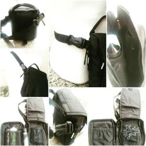 Sling Bag Waiste Bag Tas Multifungsi
