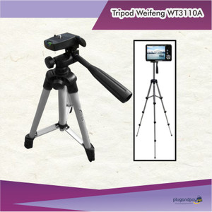 Tripod Weifeng WT3110A Buat Camdig,Handycam,DSLR dan Hp