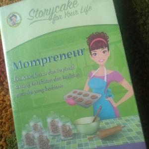 Buku Bekas Motivasi Mompreneur - Kisah Seru ibu berbisnis
