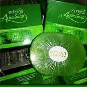eRHSALI sabun cuci muka penghilang jerawat anti acne