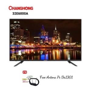 Changhong 32G4A LED TV [32 inch]2HDMI,2USB,1VGA+ Antena Px DA-1301NP