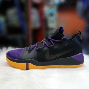 Jual Jualan Nike Kobe Ad Exodus Lakers Black Purple Yellow Jakarta Selatan Reactwearsport Tokopedia