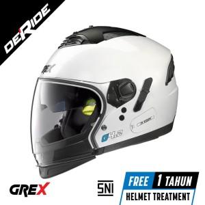 GREX HELMET AVAILABLE AIR G4.2 PRO KINETIC N-COM 030 CAYMAN BLUE SIZE M