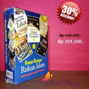 Jual Paket Buku Bunga Rampai Rukun Islam Jakarta Pusat Memori Shoi Tokopedia