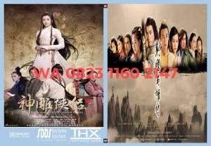 Jual Kaset Dvd Film The Romance Of Condor Heroes Sub Indo Eps 1 End Kota Medan Jualanimesubindo Tokopedia