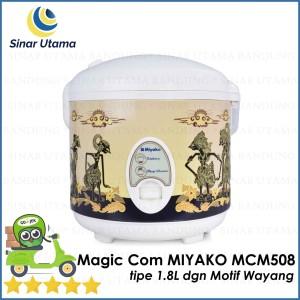 Jual Rice Cooker Miyako Mcm 508 Wayang Kota Bandung Sinar Utama Bandung Tokopedia