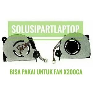 New Laptop CPU Fan ASUS VivoBook S200E X201 X202E S200E Q200E X202ep 200 X202EV