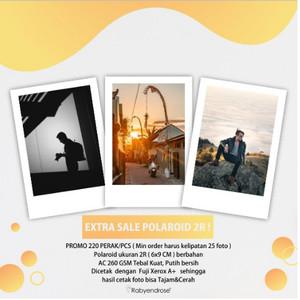 Jual Big Deals Cetak Foto Polaroid Ukuran 2r 6x9 Cm Murah Meriahh Kota Bogor Rabyendrose Tokopedia