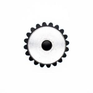 2Pcs 6mm 1:1 Bevel Gear 1.5 Modulus 16 Teeth With Inner Hole 6mm 90 Degree