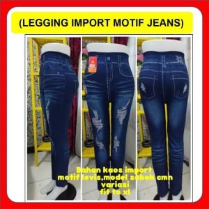 Jual Celana Legging Levis Jeans Bahan Import Wanita Kota Depok Edelweisshopdepok Tokopedia