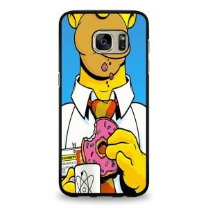 Funda Silicon iPhone 7 iPhone 8 Homero Simpson Donus - $ 190.00 en