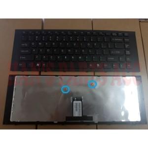 Keyboard Skin Cover for sony Vaio VPCEG16FM//W VPCEG1BFX//W VPCEG27FM//W VPCEG34FX