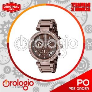 Jual Michael Kors Women S Parker Gold Tone Watch Ori Amp Termurah Gold Tone Logo Jakarta Pusat Orologio Tokopedia