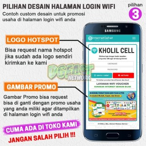 Jual Alat Usaha Wifi Corner Hotspot Sistem Voucher Billing Siap Pakai Kota Jambi Digital Fast Tokopedia