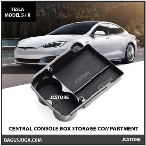 Jual Tesla Model S Console Box Tesla X Tray Serbaguna Tesla Armrest Storage Jakarta Utara Joceystore Tokopedia