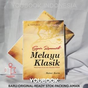 Jual Promo Buku Syair Romantik Melayu Klasik Merebut Makna