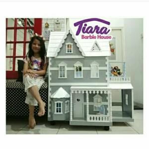 Jual Pelunasan Rumah Barbie An Kak Sri Kota Tangerang Selatan Tiarabarbiehouse Tokopedia