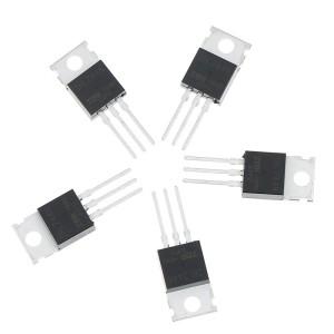 5Pcs IRLZ44N power mosfet logic level n-channel 0.022Ohm In BB