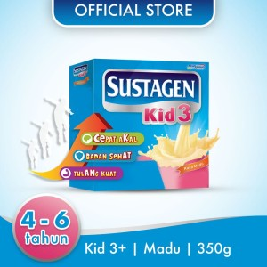 Sustagen Kid Susu Pertumbuhan Madu 350g