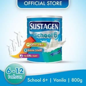 Sustagen School Susu Pertumbuhan Vanila 800g