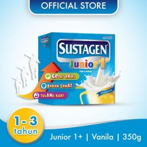 Sustagen Junior Susu Pertumbuhan Vanila 350g