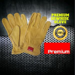 Sarung tangan kerja/sarung tangan las argon/sarung tangan heany duty