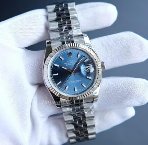 ROLEX DATEJUST 116234 904L JUBILEE STAINLESS BY ARF 1:1 BEST CLONE