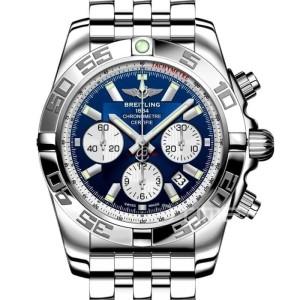 Breitling Chronomat JF Swiss Clone 1.1 Best Edition Blue Dial