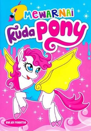 Jual Mewarnai Kuda Pony Jakarta Selatan Are Book Tokopedia